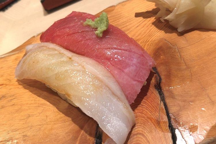 札幌シーフーズ 本マグロの大トロ