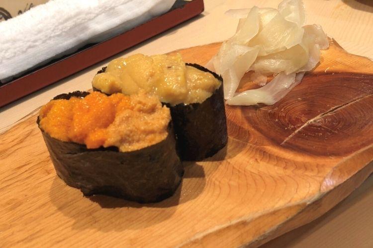 札幌シーフーズ ウニ