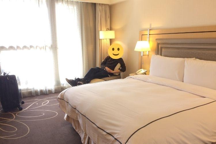 台湾旅行 Kホテル客室内