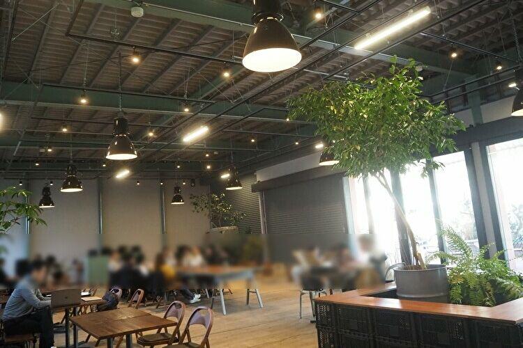 シェアグリーン南青山 カフェ