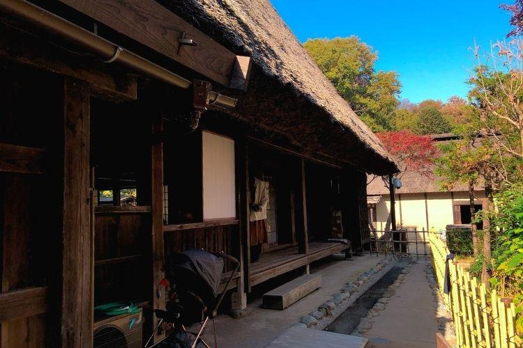 日本民家園 食事処『白川郷』