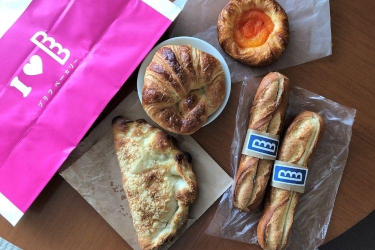 ブラフベーカリー元町本店 購入したパン