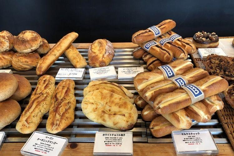 ブラフベーカリー元町本店 パン