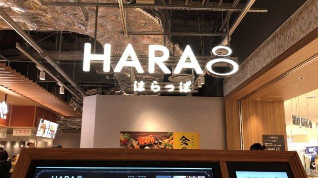溝の口マルイ「HARA8(はらっぱ)」レポ! 入り口の様子