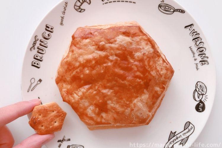パイの実みたいなデニッシュ 食べ比べ