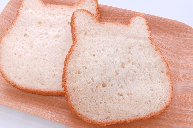 ねこねこ食パン プレーン味