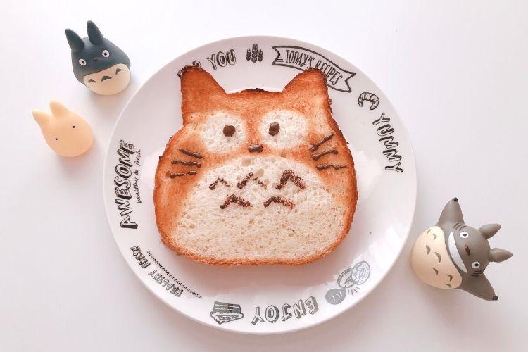 ねこねこ食パン トトロ