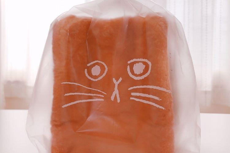 ねこねこ食パン パッケージ