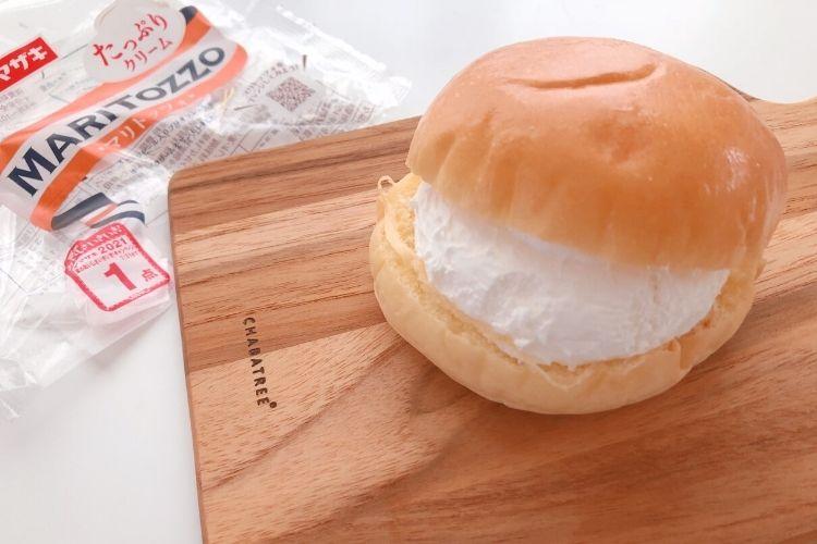 ヤマザキ製パン マリトッツォ