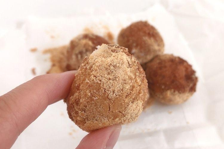 丸亀製麺 ドーナツ『うど~なつ』きな粉