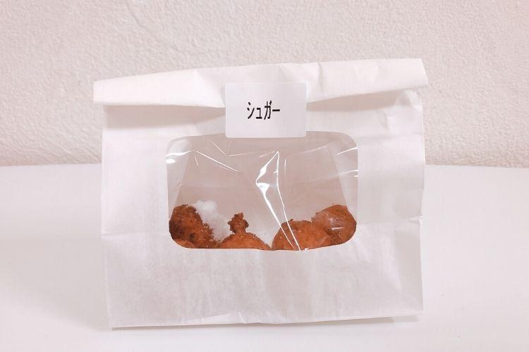 丸亀製麺 ドーナツ『うど~なつ』シュガー