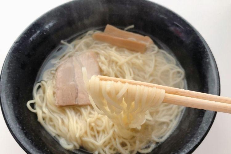 ヌードルツアーズ神奈川川崎千年店 鯛塩らぁ麺